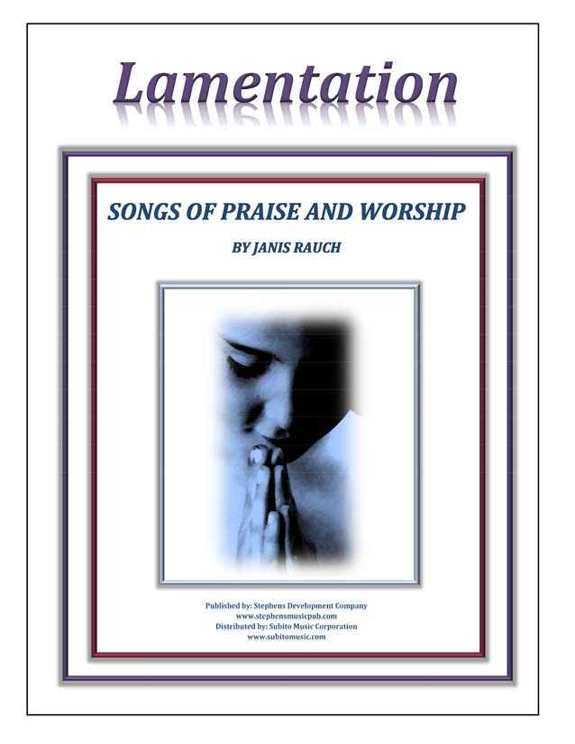 Lamentation for Vocal Duet & Piano